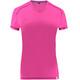 Kaikkialla Tiina Kortærmet T-shirt Damer pink
